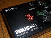 ウォークマンPRO!WM-D3