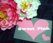 ♡Sweet Pink♡