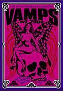 LIVE DVD『VAMPS LIVE 2008』