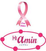 ピンクリボン☆女性の乳がん運動