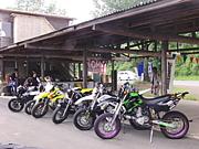 いのしし村【バイク編】