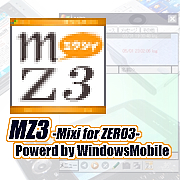 MZ3/MZ4 (Mixi for ZERO3)