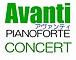 Avanti /pianoforte:CONCERT