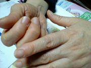 働き者のきれいな手
