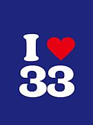 I LOVE 33