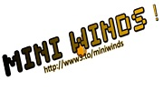 Mini Winds!  パジェロミニ