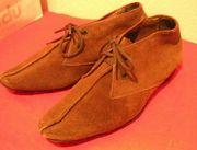 尖がった靴が好き
