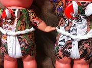 刺青キューピー TATTOO 和彫り