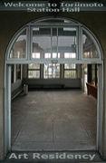 ■旧中山道鳥居本宿 100年社宅