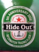 Hide Out  (国分町)