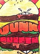 ハンバーガー屋 ジャンク部