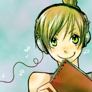 音楽を聴きながらお絵描き