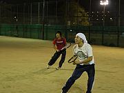 園田東中テニス部