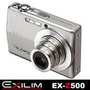 CASIO[EX-Z500]デジカメ/EXILIM