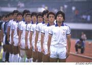 日本サッカー夜明け前