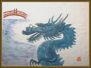 鶴太郎墨彩画で絵を始めた人達へ