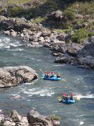 保津川で活躍するリバーガイド