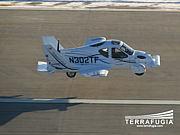 空飛ぶ車『Transition』