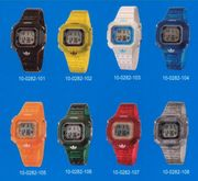 adidas〜腕時計〜