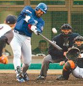 左打者、左投手ふぇち