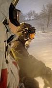 丹後変態スノーボーダー