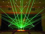 レーザー光線 Laser