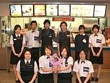 マクドナルド-行田ヤオコー店