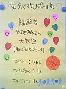 東海大翔洋高校☆女バス