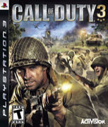 【PS3】Call of Duty3
