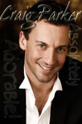 Adorable Craig Parker !