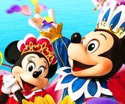誕生日はディズニーで!