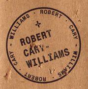 ROBERT CARY-WILLIAMS