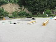 上田城スケートパーク