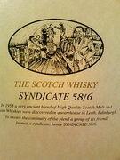 "syndicate ""シンジケート58/6"""