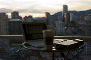 カナダ バンクーバーMacの会