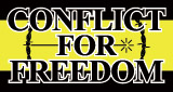 CONNFLICT FOR FREEDOM