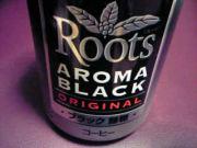Roots AROMA BLACK !!