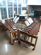 色々な物で打楽器やってみよう!