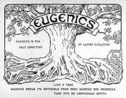 優生学(eugenics)