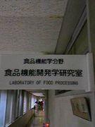 食品機能開発学研究室
