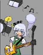 東方好きのギタリスト