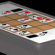 ジョン トランプボードゲーム