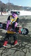 SNOW BOARD × HIP HOP
