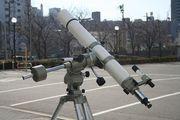 望遠鏡で星を見よう 情報普及