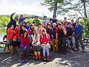 20代登山仲間