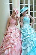 ウエディングドレスの物語