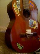 ギターをパーカッションに!