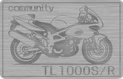 SUZUKI TL1000 S/R