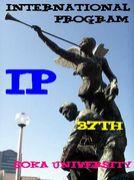 IP 37期 in soka univ.