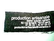 production artisanale